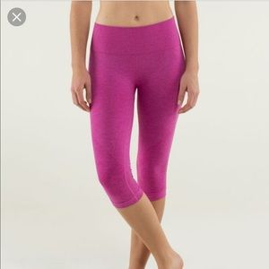 Lululemon Hi-Rise In The Flow Compression Crop 6
